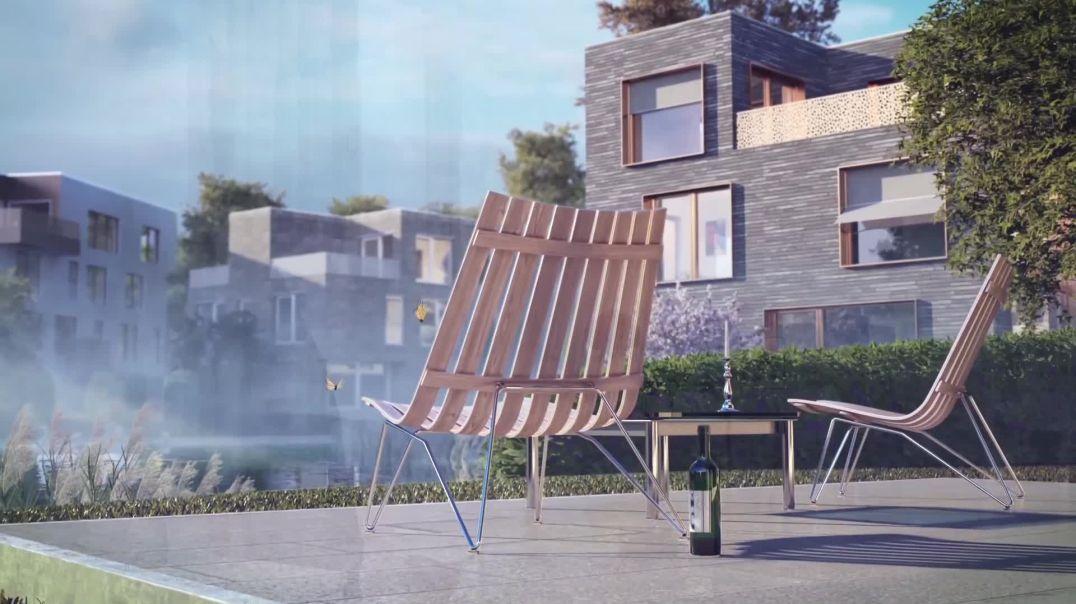 建筑3D展示